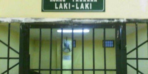 Tahanan Kasus Curanmor Meninggal dengan Kondisi Hidung Mengeluarkan Darah di Rutan Rengat Inhu