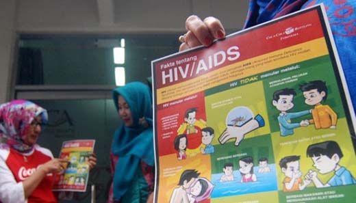 Waspada! Sudah 800 Orang yang Terjangkit, HIV/AIDS Mengintai Warga Riau