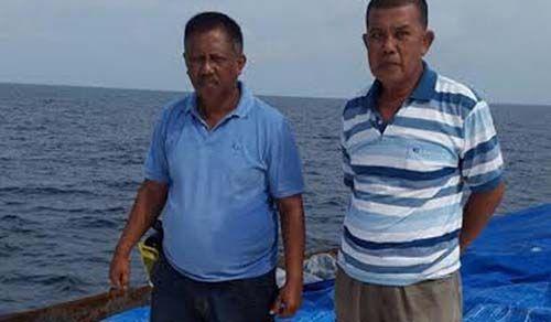 Kapal Tongkang dari Jatim Tujuan Riau Terdampar hingga ke Perairan Selayar di Sulsel