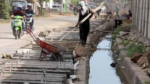 Ini 7 Proyek di Riau yang Tidak Tuntas oleh Kontraktor pada Tahun 2016
