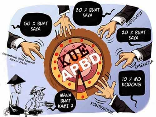 """Oknum DPRD Disebut-sebut """"Kuasai"""" Proyek PL di OPD/Satker Pemkab Pelalawan"""