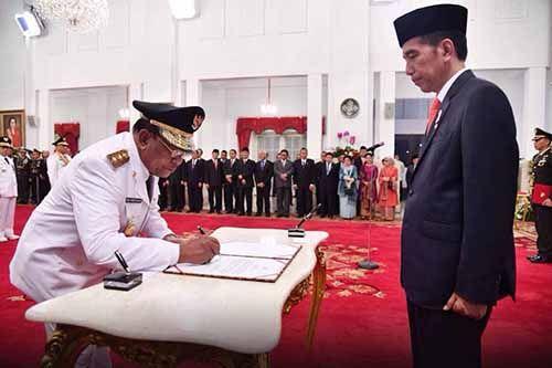 Kepala Daerah Harus Bersinergi dengan Pemerintah Pusat
