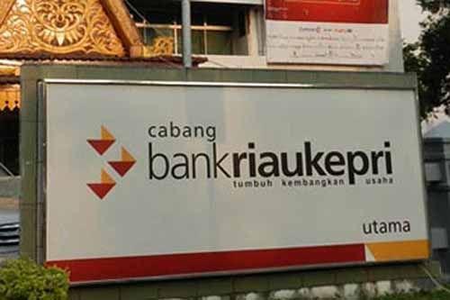 OJK Nyatakan Kredit Bermasalah Bank Riaukepri Sudah Melampaui Batas alias Tidak Sehat