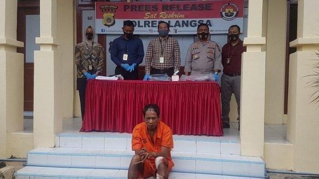 Pembunuh Anak yang Korbankan Nyawa demi Lindungi Ibu dari Pemerkosaan di Aceh Pernah Dipenjara di Riau, Baru Bebas karena Covid-19