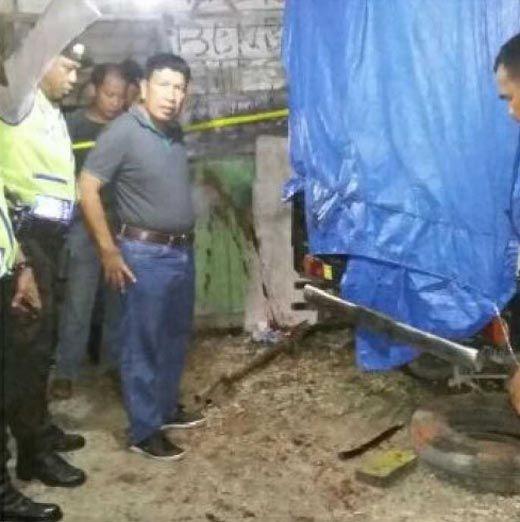 Polisi Temukan Parang di TKP, Pelaku Pembacokan Pemilik Bengkel Jalan Hang Tuah Tenayanraya Pekanbaru Masuk DPO