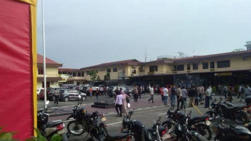 Empat Polisi dan Seorang Warga Jadi Korban Bom di Mapolrestabes Medan, Ini Identitasnya