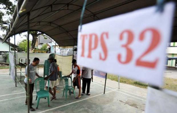 Begini Cara KPU Meranti Meyakinkan Calon Pemilih bahwa TPS Aman dari Covid-19
