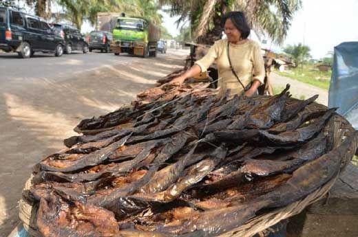 Ikan Asap Pekanbaru Kini Jadi Oleh-oleh yang Khas dan Memikat