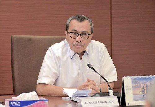 Gubernur Riau: Jangan Sampai Sudah Sarjana, tapi Keahlian Tak Ada