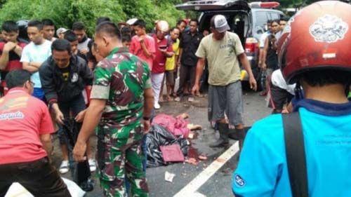 Warga Tandun Rohul Tewas dalam Kecelakaan Maut yang Melibatkan 15 Kendaraan di Pasuruan Jatim