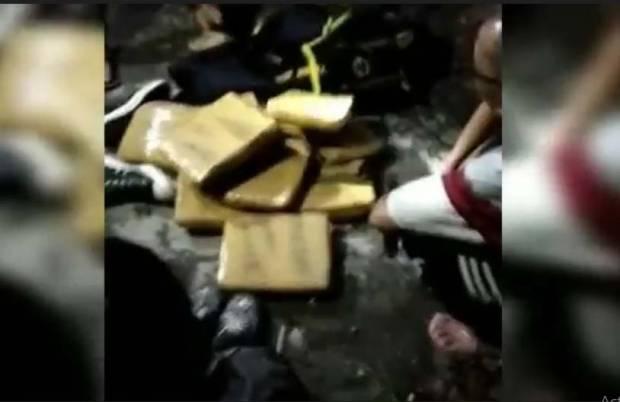 Ditangkap saat Makan seperti Orang Lapar di Pasaman, 2 Mahasiswa Riau Pembawa 13 Paket Ganja Cuma Dibayar Rp500 Ribu