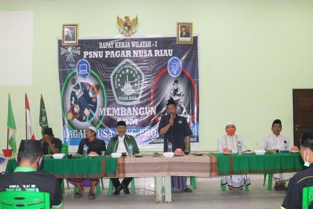 Pendekar NU Riau Gelar Rakerwil Perdana