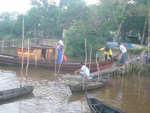 Kata Kadiskes Siak Toni Chandra, walau Hampir 80 Persen Masyarakat Tinggal di Pinggir Sungai Siak, Tingkat Polusi dan Pencemaran Belum Teratasi