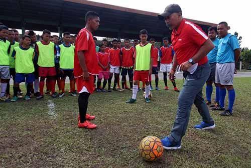 Karena Alasan Ini, Calon Pemain Timnas U-16 dari Riau Minta Seleksi di Jakarta