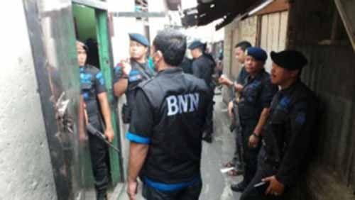 BNN Riau Bakal Dilengkapi Senjata Canggih untuk Membabat Habis Bandar Narkoba
