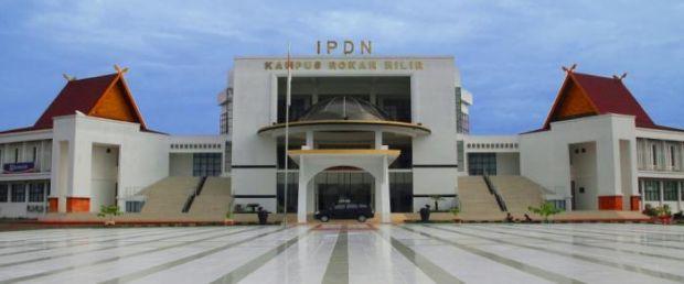 KPK Tetapkan 3 Tersangka Pembangunan Gedung IPDN di Rokan Hilir