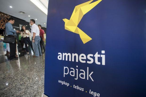 Uang Tebusan Amnesti Pajak Riau-Kepri hingga 10 Maret 2017 Rp1,875 Triliun