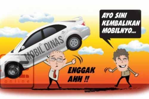 Banyak Mobil Pelat Merah Dilarikan Mantan Pejabat, Kepala Satpol PP Riau Akui Susah Melacak Benda Bergerak meski Sudah Kerahkan Tim Intelijen