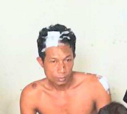 Foto Tahanan yang Kabur dari RS Bhayangkara Polda Riau Disebar, Polisi Berharap Bantuan Masyarakat dan Mohon Dikontak di Nomor Telepon 08127618128