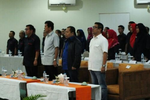Asyik, 116 Pejabat Kepulauan Meranti dan Istri Diberangkatkan ke Batam