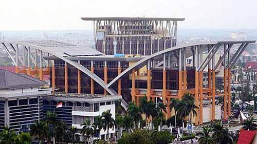 Ternyata, Perpustakaan Terbesar se-Asia Tenggara Ada di Pekanbaru