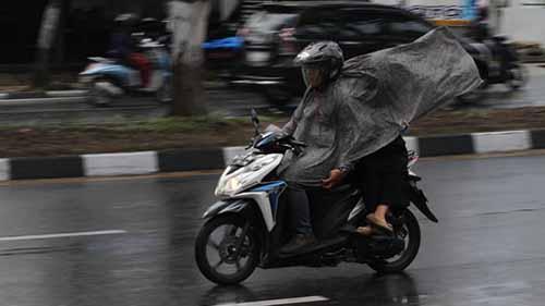 Akhir Pekan Ini Hujan Diprediksi Masih Mengguyur Beberapa Wilayah Riau