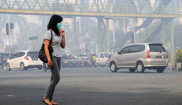 Sudah Lebih Dua Pekan Warga Riau Hirup Udara Kotor, Pemerintah Belum Juga Bertindak