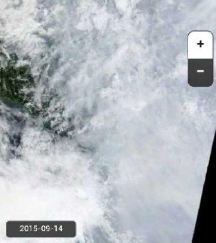 8 Wilayah di Riau Diguyur Hujan Lebat, Asap Mulai Hilang