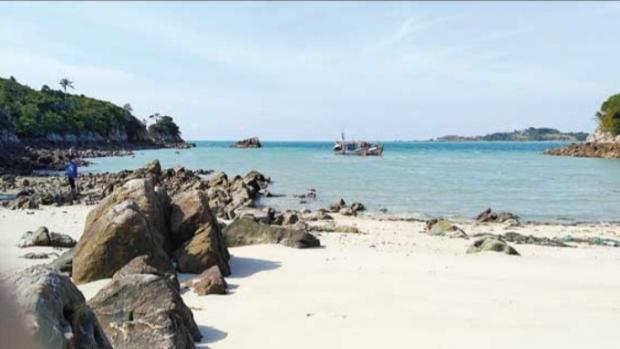 Pulau Jemur, Surga Tersembunyi di Rokan Hilir