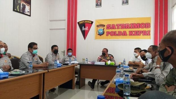 Atlet PON Asal Kepri tak Bisa Jalan-Jalan Selama di Papua, 20 Personel Brimob Ditugaskan Mengawal