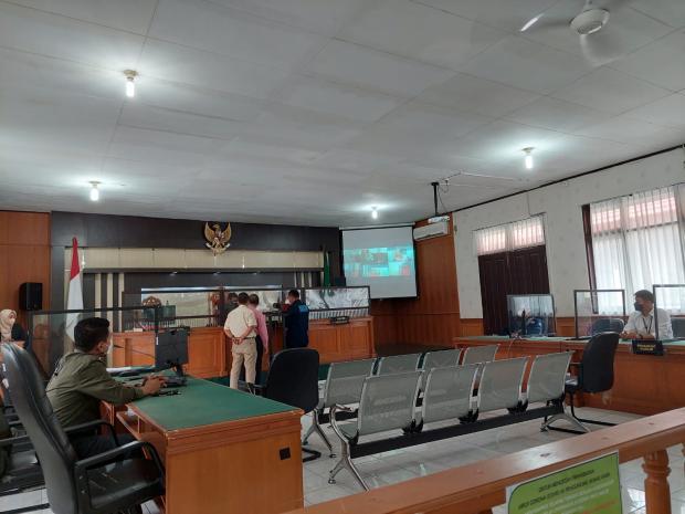 Ditersangkakan Gakkum KLHK Wilayah II Sumatra, Seorang Warga Riau Cari Keadilan lewat Praperadilan