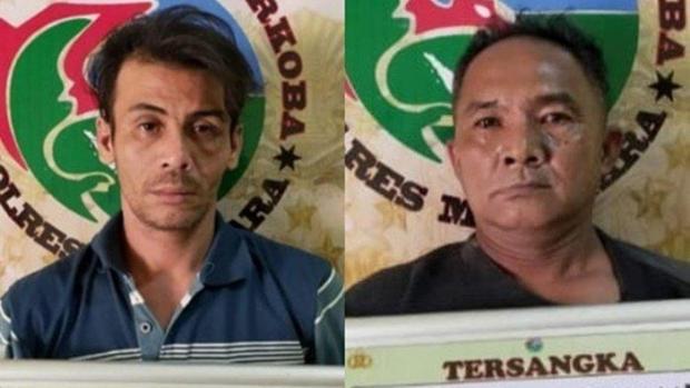 Dua Pria dari Pekanbaru Disergap Polisi Sumsel saat Baru Turun dari Mobil