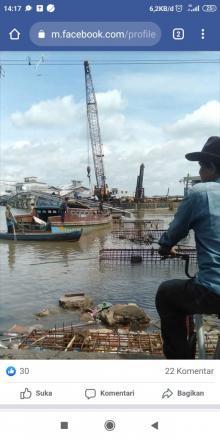 masih-banyak-pekerjaan-belum-rampung-pembangunan-jembatan-di-kelurahan-kualaenok-inhil-diprediksi