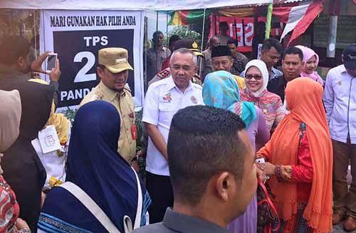 """Pilkada Kampar Berhasil Satukan Gubernur Arsyadjuliandi dan Ketua DPRD Riau Septina yang Selama Ini """"Berseteru"""""""