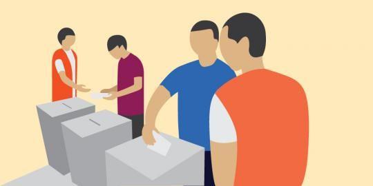 Oknum Ketua KPPS Coblos 4 Surat Suara di Pilkada Kampar, Gubernur Riau Lapor Mendagri