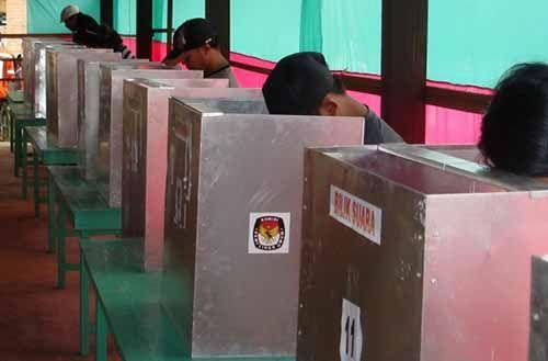 Ketua KPPS-nya Ketahuan Mencoblos 4 Kali, Pemilihan di TPS 3 Kumantan Kampar Diulang