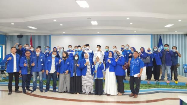 Dipimpin Alfedri, Ini 44 Nama Pengurus Baru DPW PAN Riau