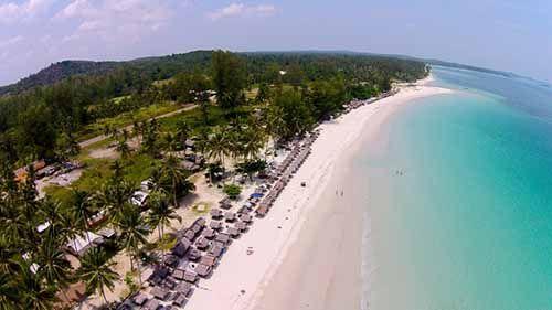 Wow! Di Kawasan Wisata Ini, Akhir 2018 Beroperasi Bandara Swasta Pertama di Indonesia
