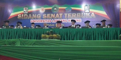 Koordinator Kopertis Wilayah X Dukung Penuh Keinginan Unilak Jadi Universitas Unggul Berakreditasi A