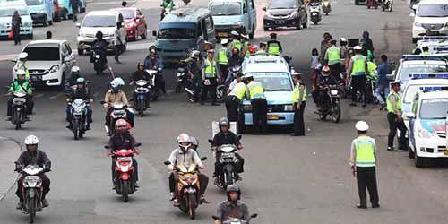 Nekat Maki Polisi Saat Terjaring Razia, Ternyata Pemuda Jalan Diponegoro Selatpanjang Ini Pakai Sabu