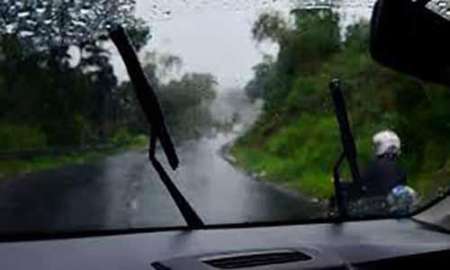 Waspada bagi Pemudik di Wilayah Riau, Jalur Ini Diperkirakan Hujan