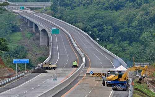 32 Jalan Tol dan 24 Bendungan Siap Didanai Badan Usaha, Termasuk Jalur Pekanbaru-Dumai