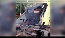 pilot-pesawat-tni-au-yang-jatuh-di-kampar-selamat-dirawat-di-rumah-sakit