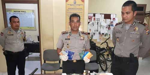 Polisi Sebut Terduga Teroris di Rokan Hilir sebagai Donatur, Juga Punya Rumah di Pekanbaru