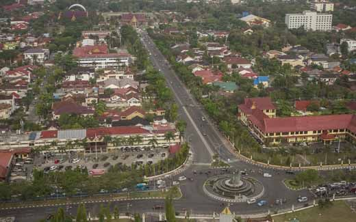 Januari Tahun Depan, 25 Kelurahan Baru di Pekanbaru Diresmikan