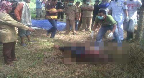 Tak Pulang hingga Petang, Purnawirawan TNI Ditemukan Tewas oleh Anaknya di Gubuk Kebun Sawit di Sak Hulu Kampar