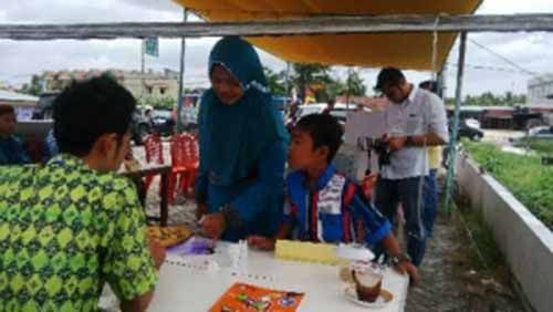 <i>Incumbent</i> Pilkada Kota Pekanbaru Kuasai Suara di Kelurahan Muarafajar, Ramli-Irvan di Posisi Dua