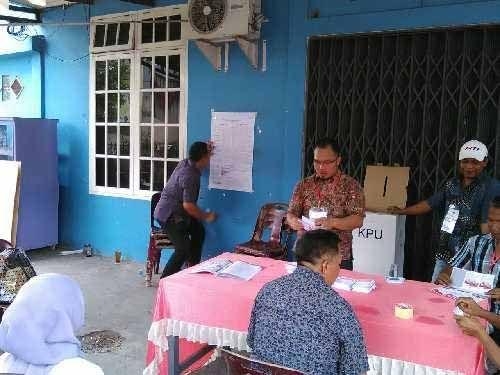 """Pilkada Pekanbaru 2017: Pasangan Firdaus-Ayat Kuasai Mayoritas TPS di Limbungan, """"Bisa"""" Kalah Tipis"""