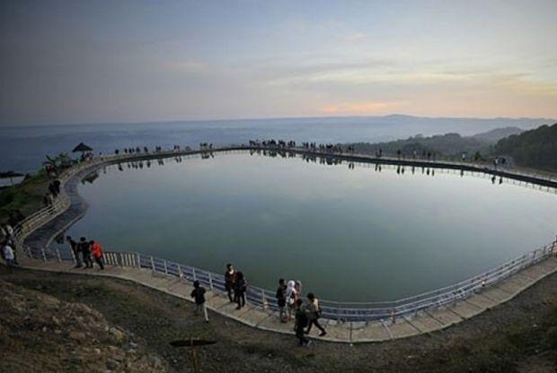 Kemenpupera Bangun 90 Embung Baru Tahun Ini, Embung di Riau Jadi Percontohan