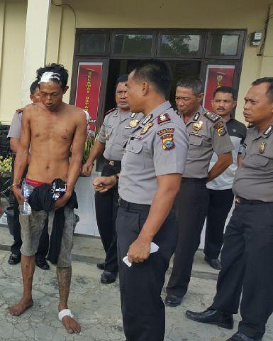 Begini Kronologi Penangkapan Tahanan yang Kabur dari RS Bhayangkara Polda Riau oleh Tim Khusus Antibandit Polres Kuansing